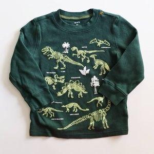 Carter's dinosaur thermal